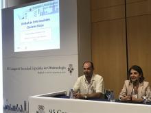 """FARPE difunde, en el marco del 95º Congreso de la SEO en Madrid, """"REUNIÓN FARPE-FUNDALUCE""""."""