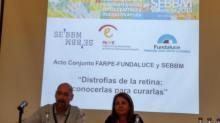 Congreso SEBBM 2015: Distrofias de la retina: conocerlas para curarlas.