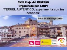 Viaje IMSERSO TERUEL Y CUENCA