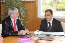 La Universidad de Alicante impulsará nuevas investigaciones en enfermedades degenerativas de la retina