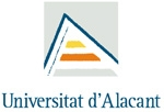 Logotipo de la Universidad de Alicante